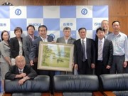日本与越南加强农业合作