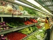 8月份河内居民消费价格指数环比上涨0.19%