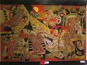 上百部优秀作品在第三次越南青年美术节亮相