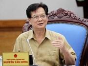 越南政府总理:进一步增强各所大学院校自主权