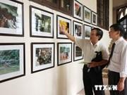 2014年越南北部山区艺术图片展在凉山省举行