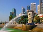 上半年新加坡接待游客量下跌2.8%