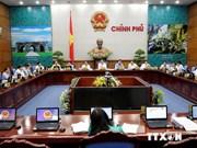 越南政府8月份例行会议:越南经济保持回升向好态势