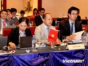 第25届东盟环境高级官员会议拉开序幕