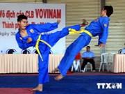 2014年第五届越南国家越武道强队锦标赛在槟椥省开赛