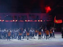 第29届东南亚运动会圆满闭幕 越南体育代表团取得优异成绩(组图)