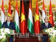 匈牙利总理维克多•奥尔班自9月24日至26日对越南进行正式访问(组图)