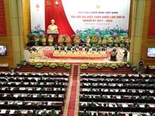 越南老兵协会第六次全国代表大会在河内隆重开幕 (组图)