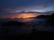 越南海洋岛屿:含龙海礁日落的原始美(组图)