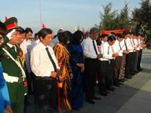 越南各地举行海军战士在鬼鹿角礁英勇牺牲30周年纪念典礼(组图)