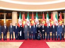 伊朗伊斯兰共和国议会议长阿里•拉里贾尼对越南进行正式访问(组图)