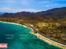 越南最美的沿海公路(组图)