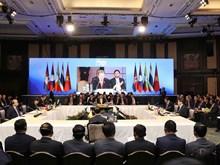 越南政府总理阮春福出席ACMECS-8 和CLMV-9两峰会及其相关活动(组图)