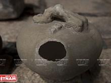 越南文化中的石灰瓶(组图)