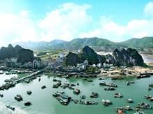 越南广宁省云屯综合经济区的崭新面貌