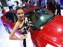 2016年越南汽车展在河内举行(组图)