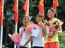 2017年《新河内报》第44次和平跑赛决赛圈在河内举行(组图)