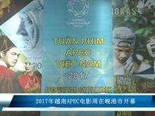 2017年越南APEC电影周在岘港市开幕