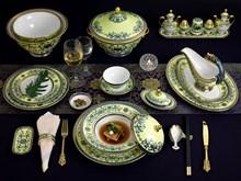明隆陶瓷器亮相APEC——越南陶瓷之骄傲(组图)