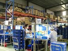 今年前2个月越南工业生产指数上升