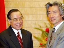 潘文凯已故总理使越南步入融入进程的第一个人