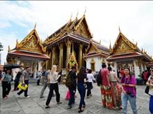 2017年赴泰的国际游客量猛增