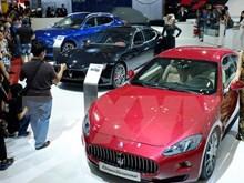2017年越南国际汽车展览会将设有古典车展区和展示豪华游艇品牌
