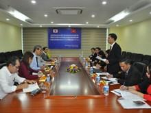 日本国家公务员工会联合会访问广宁省