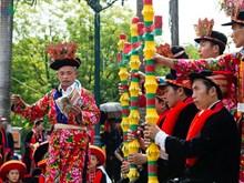 红瑶族独特的婆姐祭礼