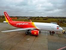 越捷航空公司开通越南岘港市至韩国大邱直达航线