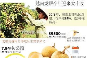 图表新闻:越南龙眼今年迎来大丰收