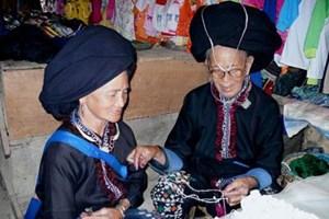莱州省缝瑶族女装之美