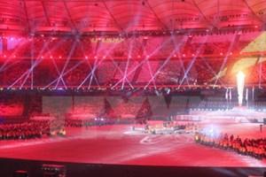 第九届东南亚残运会闭幕  越南体育代表团位居第四