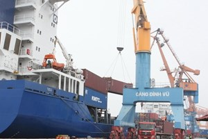 海防市注重扩大与东盟国家的合作规模