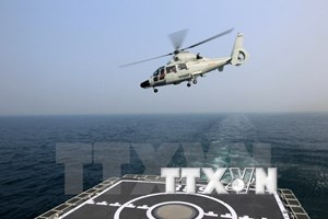 澳大利亚对中国在东海上开展军事化活动深表担忧