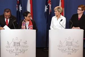 印尼呼吁东盟各国加强在东海上的巡查活动