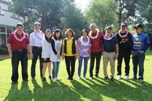 2018年东盟大家庭日在墨西哥举行