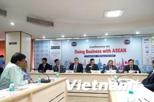 印度与东盟促进商务合作