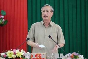 越南试点实施省级、县级党委和政府下设办事机构的领导人职务兼任制