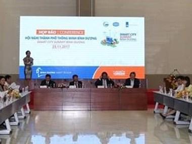 平阳省即将举行智慧城市建设会议
