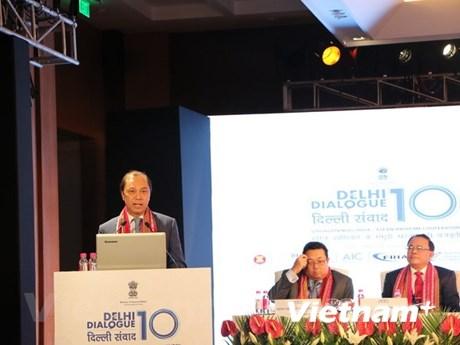 越南强调东盟与印度在海上的连接作用