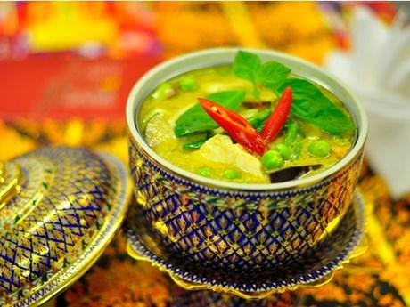泰国美食周将于10月初在河内举行