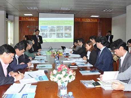 日本向广宁省分享环保经验