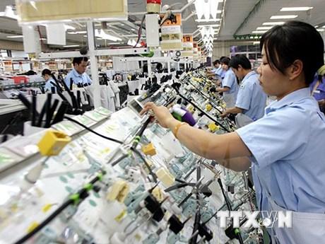 日本与韩国对越投资增长迅速