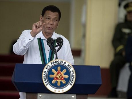 杜特尔特宣布菲律宾将退出国际刑事法院
