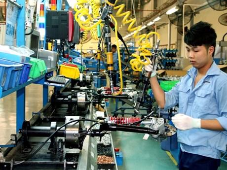 永福省多家企业劳动力需求量上升