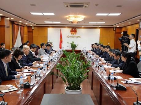 越南是中国广西壮族自治区最大的贸易伙伴