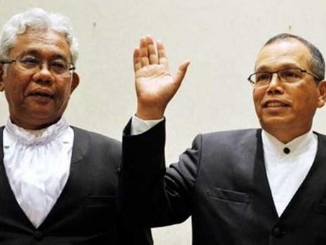 马来西亚司法界头两号人物辞职