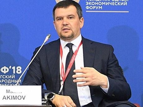 俄罗斯副总理出任俄越政府间联合委员会俄方主席