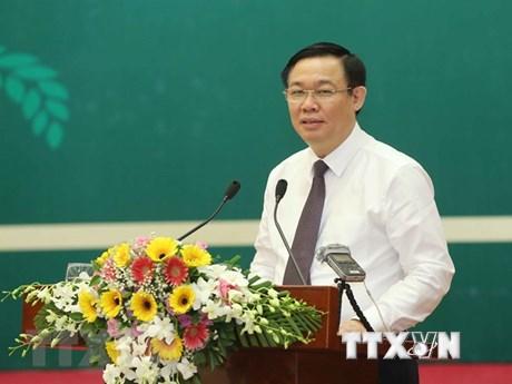 越南政府副总理王廷惠:成立合作社是强制性任务